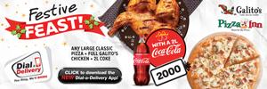 Galito's Festive feast
